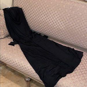 Missoni Jersey Cowl Neck Dress